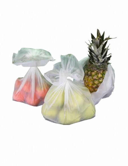 Sacchetti BIO per alimenti 50 % FONTE RINNOVANILE
