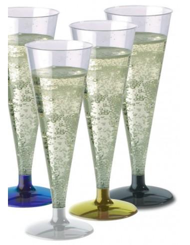 Bicchiere flute 170cc 6 pz