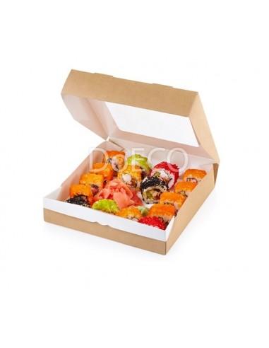 Contenitore take away box per sushi e...