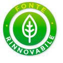nostri prodotti derivano da fonti rinnovabili